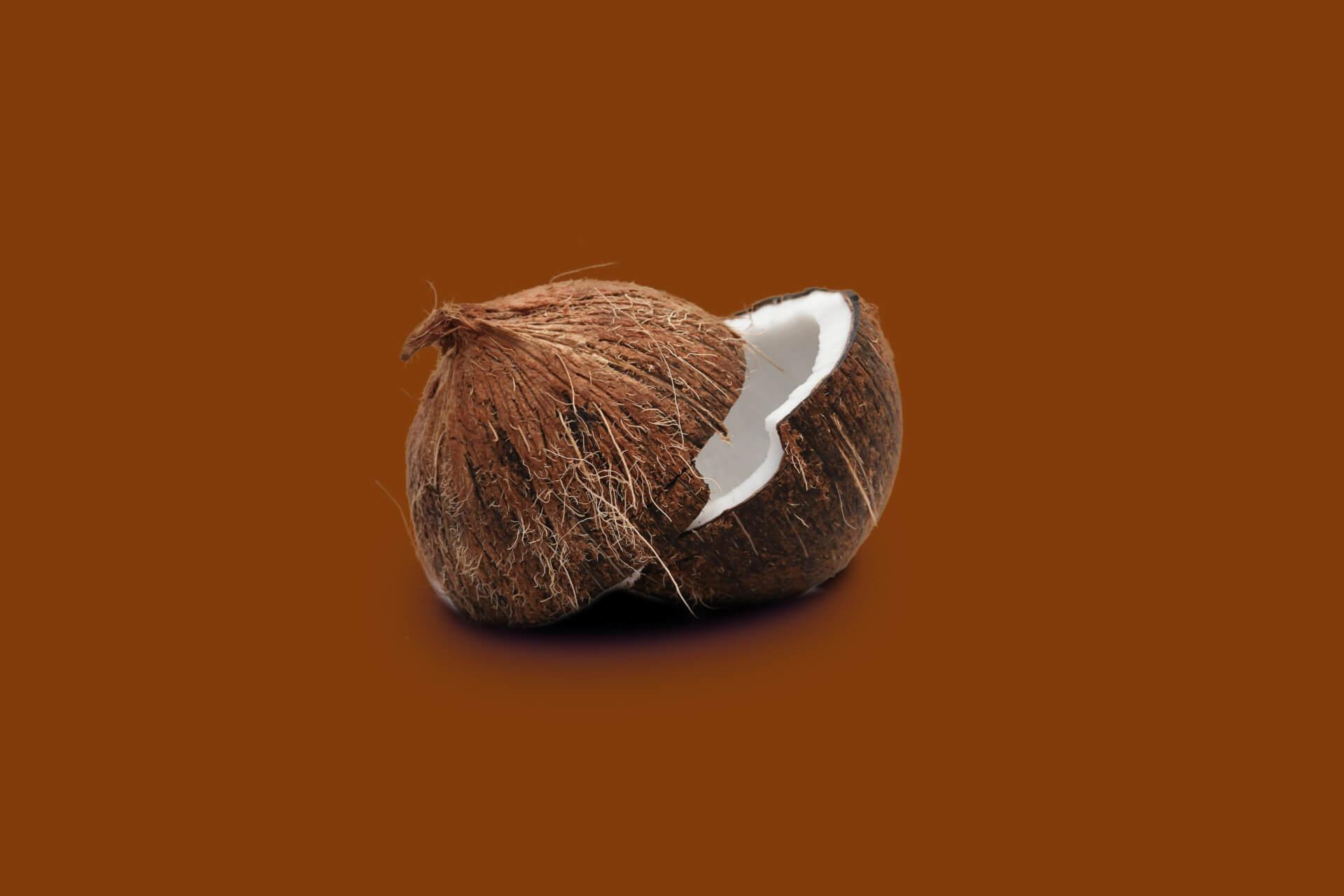 colorful coconut