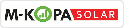 M-Kopa Solar Logo