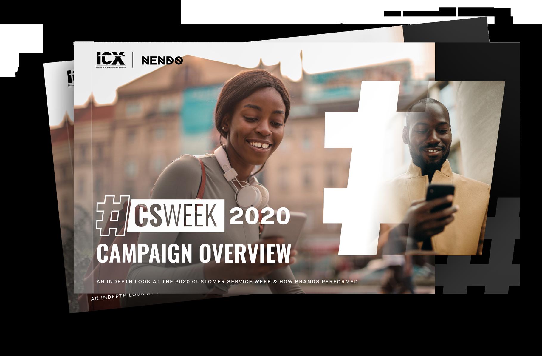 #CSWeek 2020 analysis report