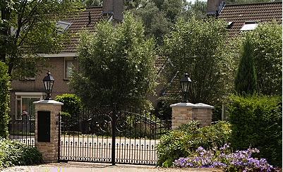 Klassieke tuin in Amstelveen