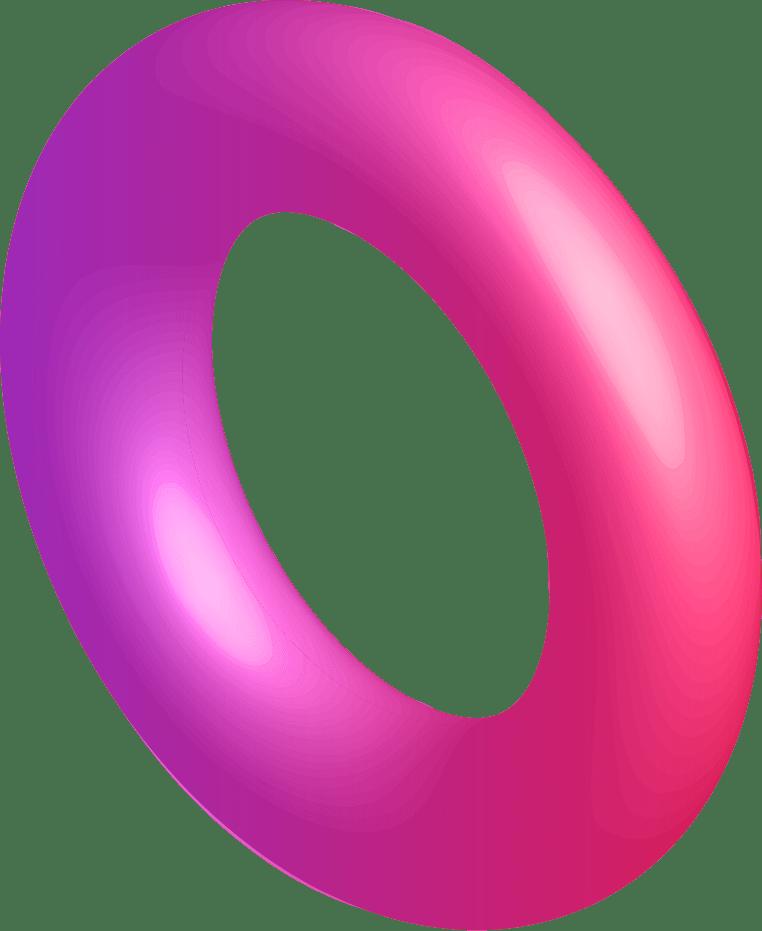 round doughnut church