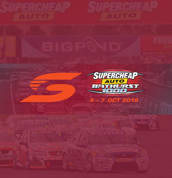 Bigshot Drinks Sponsoring Ryal Harris at the Bathurst 1000, SuperUTES 2018