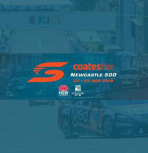 Bigshot Drinks Sponsoring Ryal Harris at the Newcastle 500, SuperUTES 2018