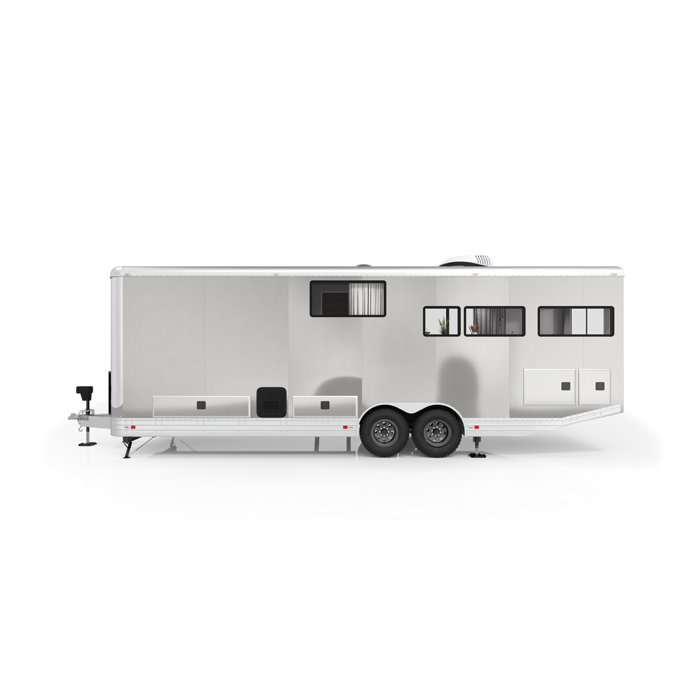 luxury camper trailers