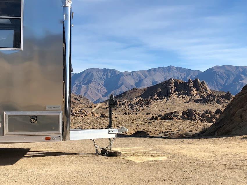 Aluminum Off-road Travel Trailer