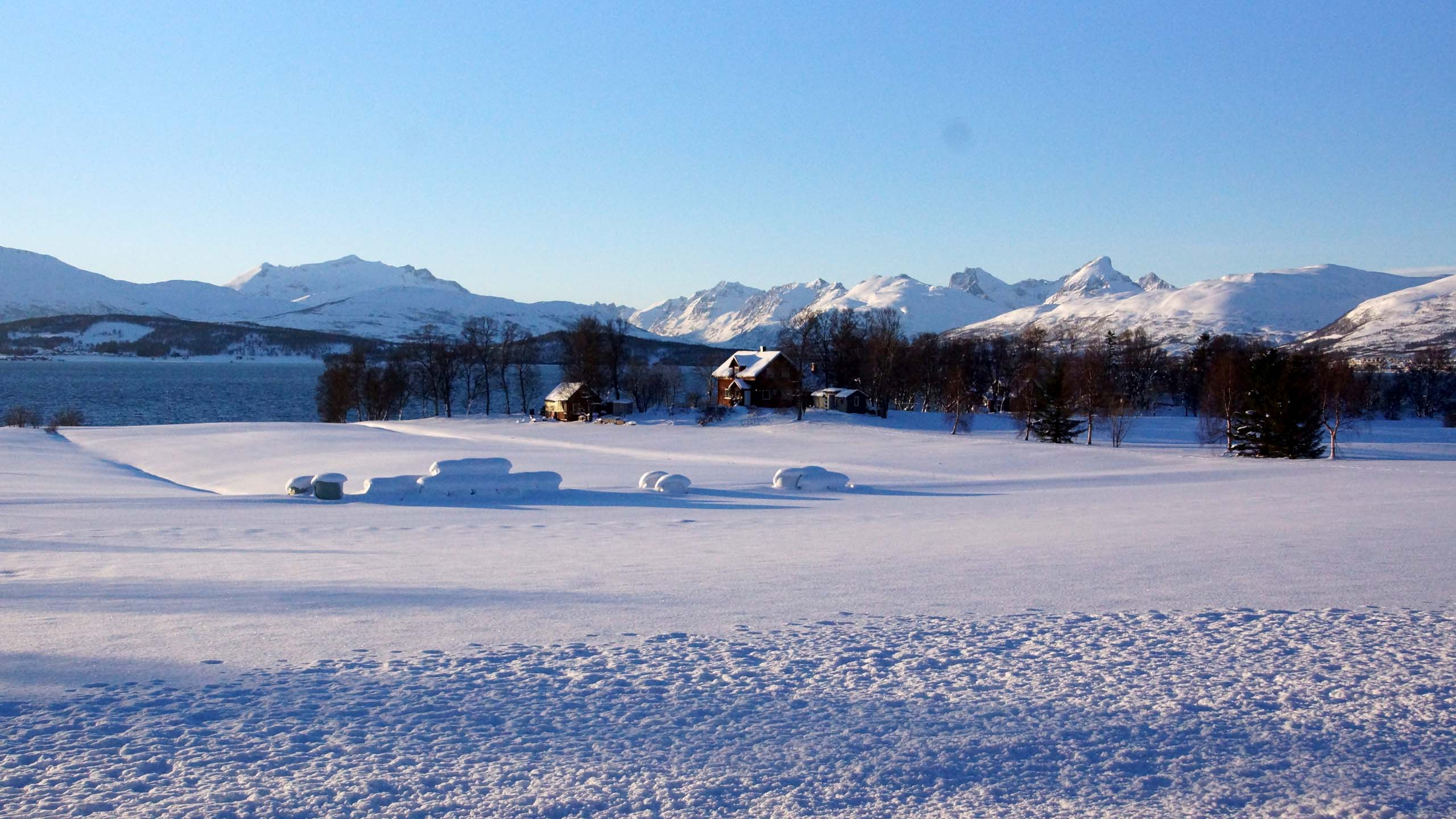 Villa Strandheim, Tromsø
