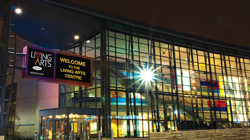 Living Arts Centre: Free Heated Underground Parking | News | Mississauga  Symphony Orchestra
