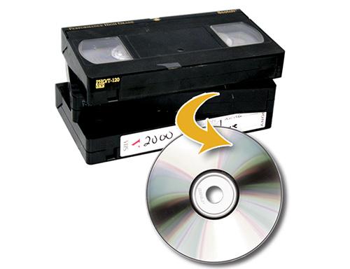 Video & Movie Film Transfers