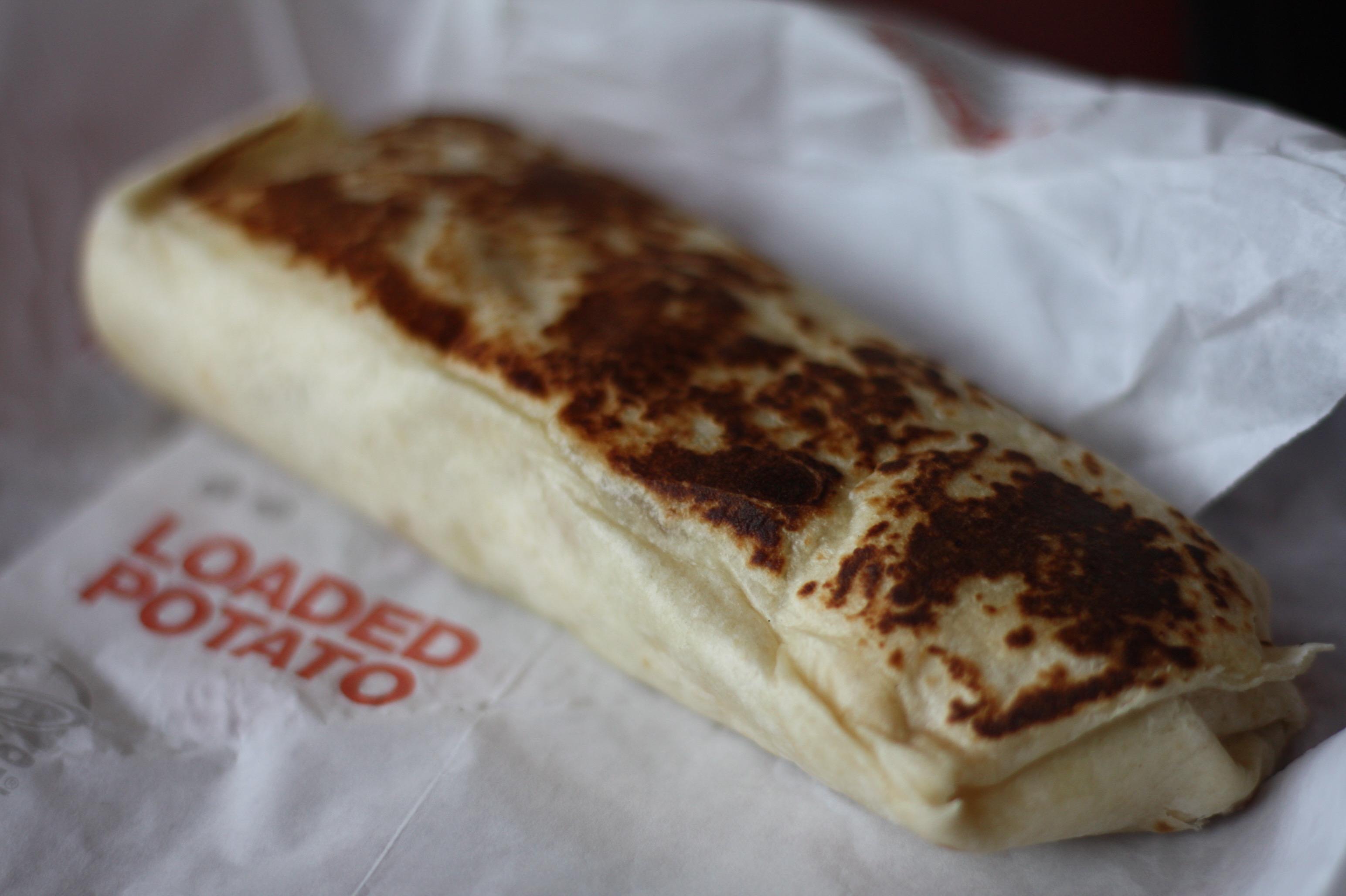 Worst to Best: Taco Bell Burrito Menu