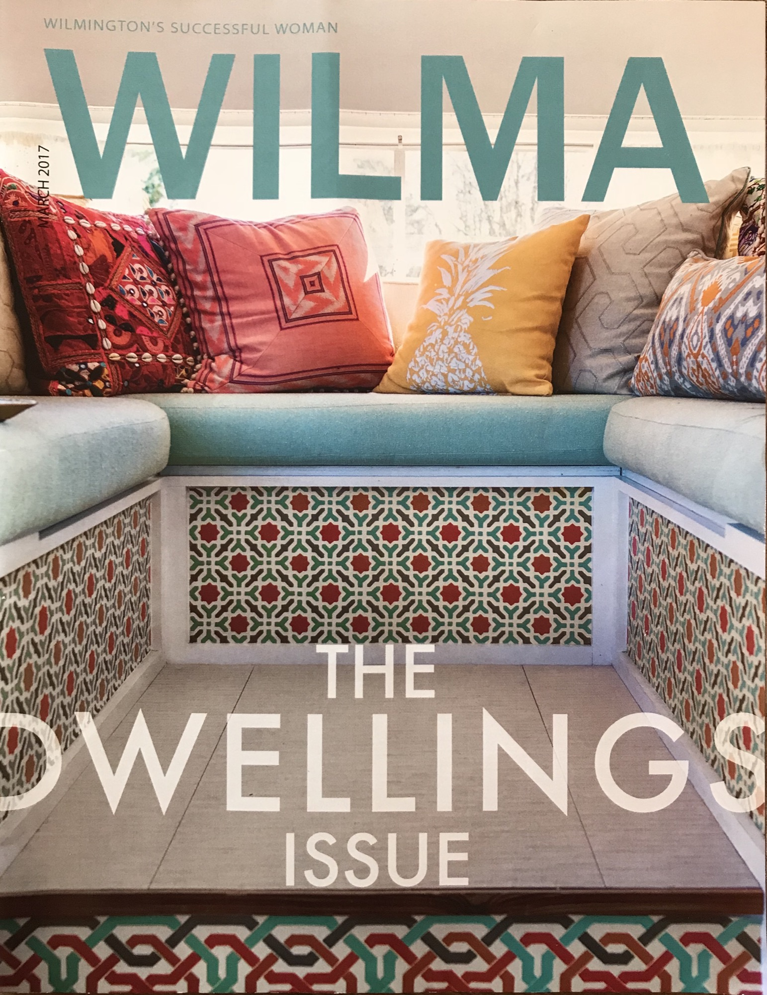 WILMA Magazine, March 2017 [Cover Story]