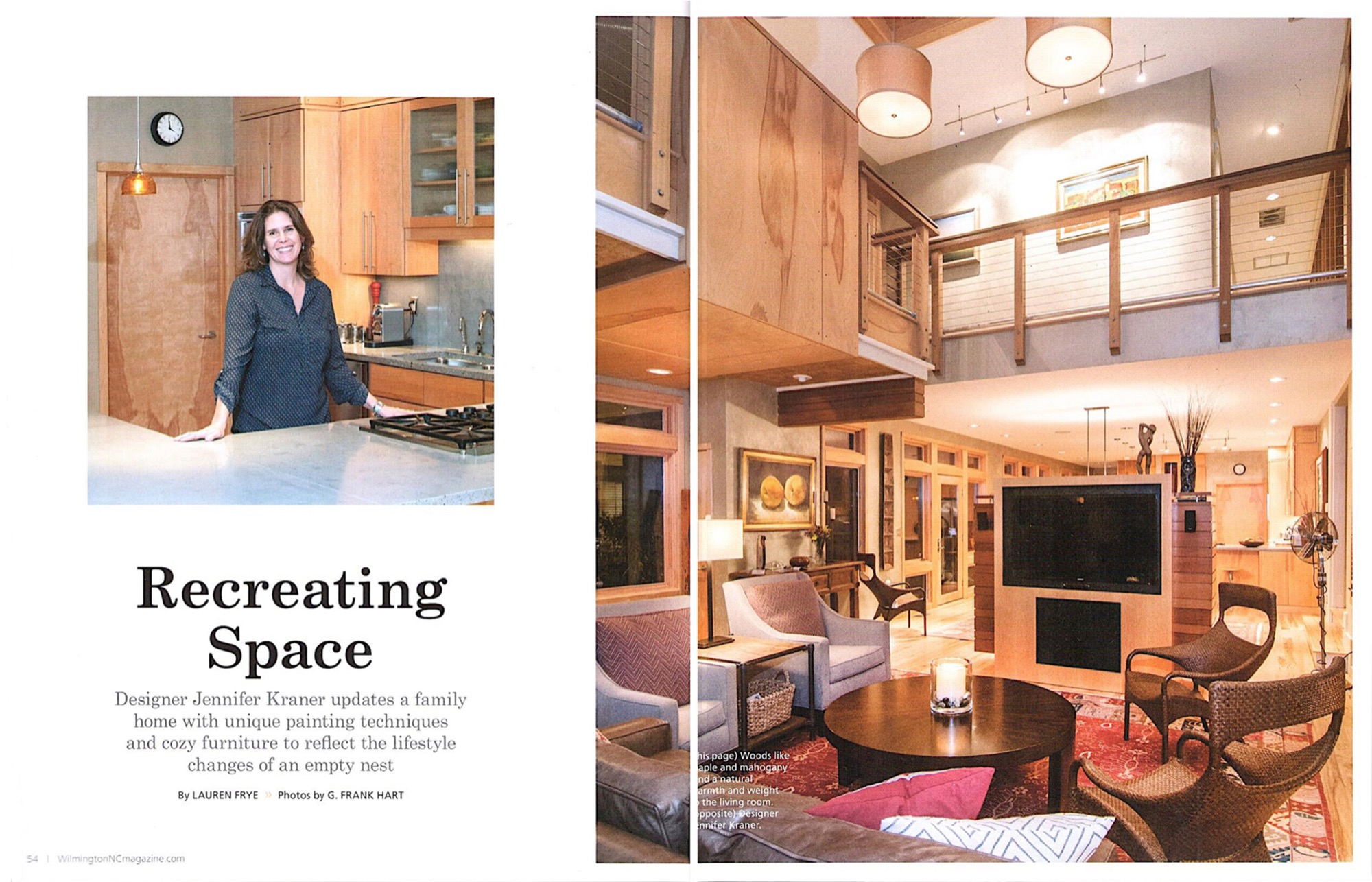 Wilmington Magazine, January/February 2014