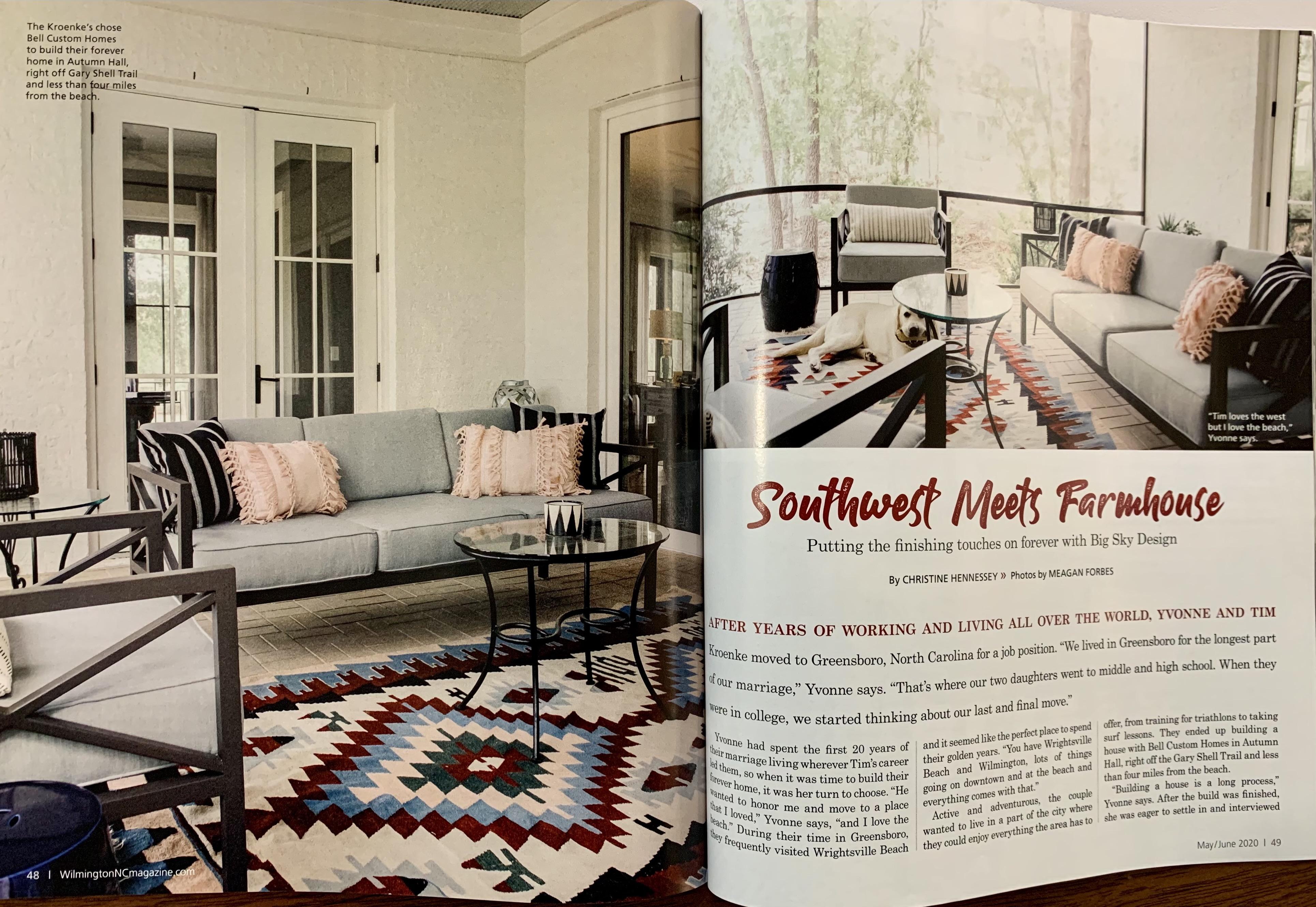Wilmington Magazine, May/June 2020
