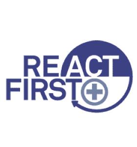 react first +