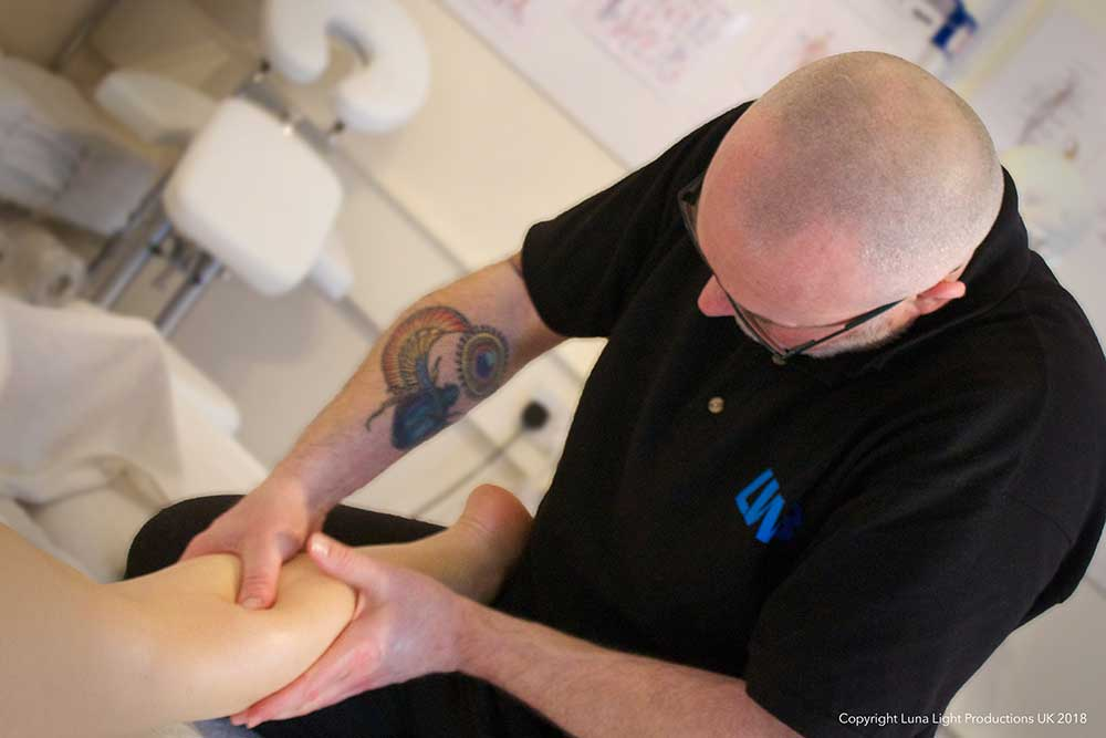 trigger point therapy Eastbourne