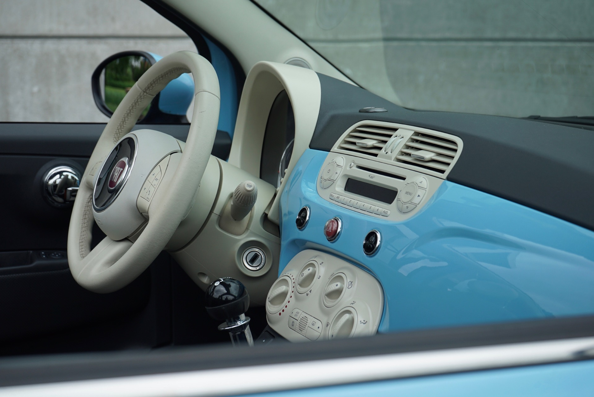 Fiat 500C TWINAIR TURBO LOUNGE