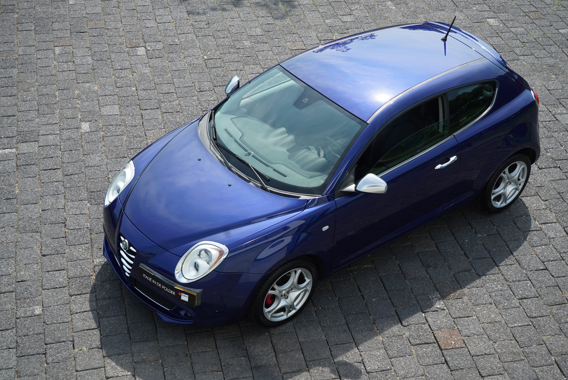 ALFA ROMEO MITO 1.4 TURBO MULTIAIR 135PK DISTINCTIVE