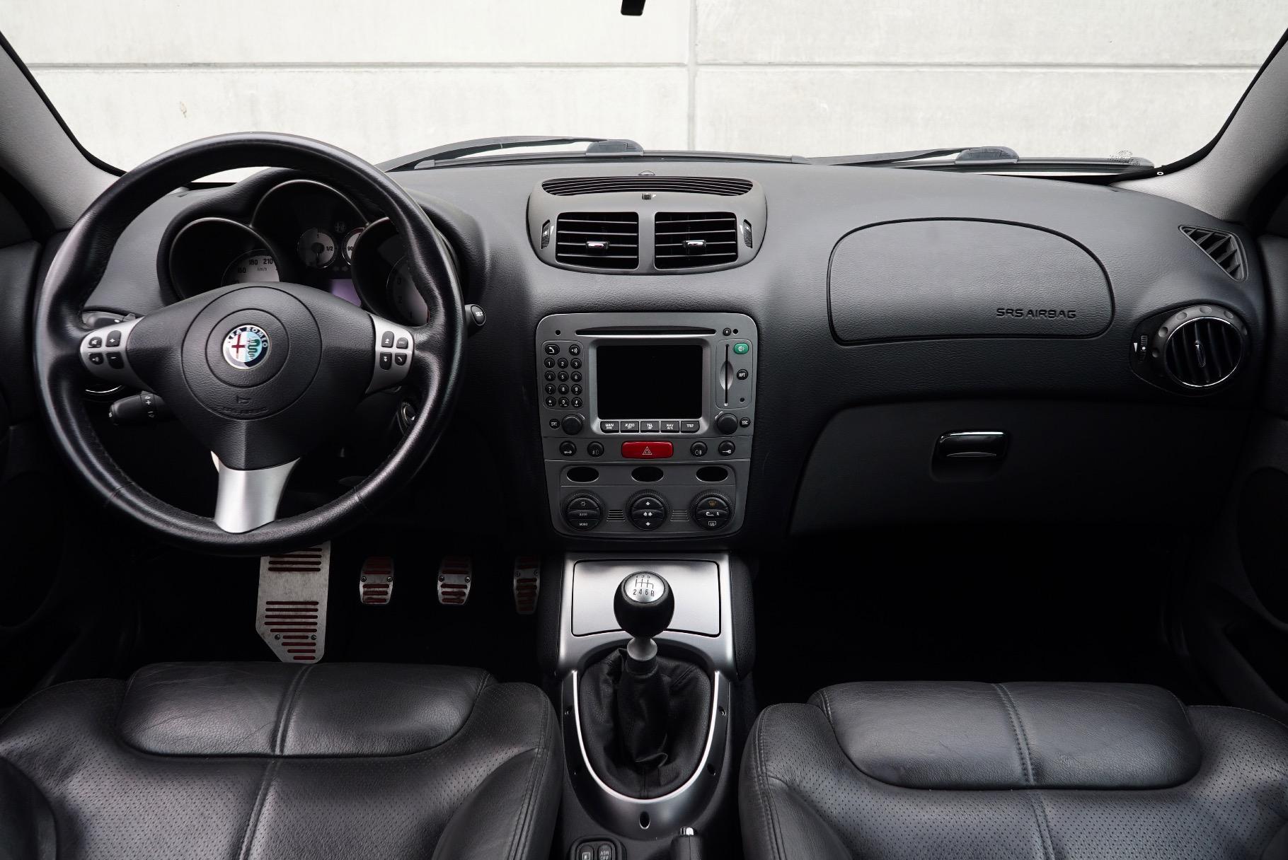 ALFA ROMEO GT 3.2 V6 BUSSO