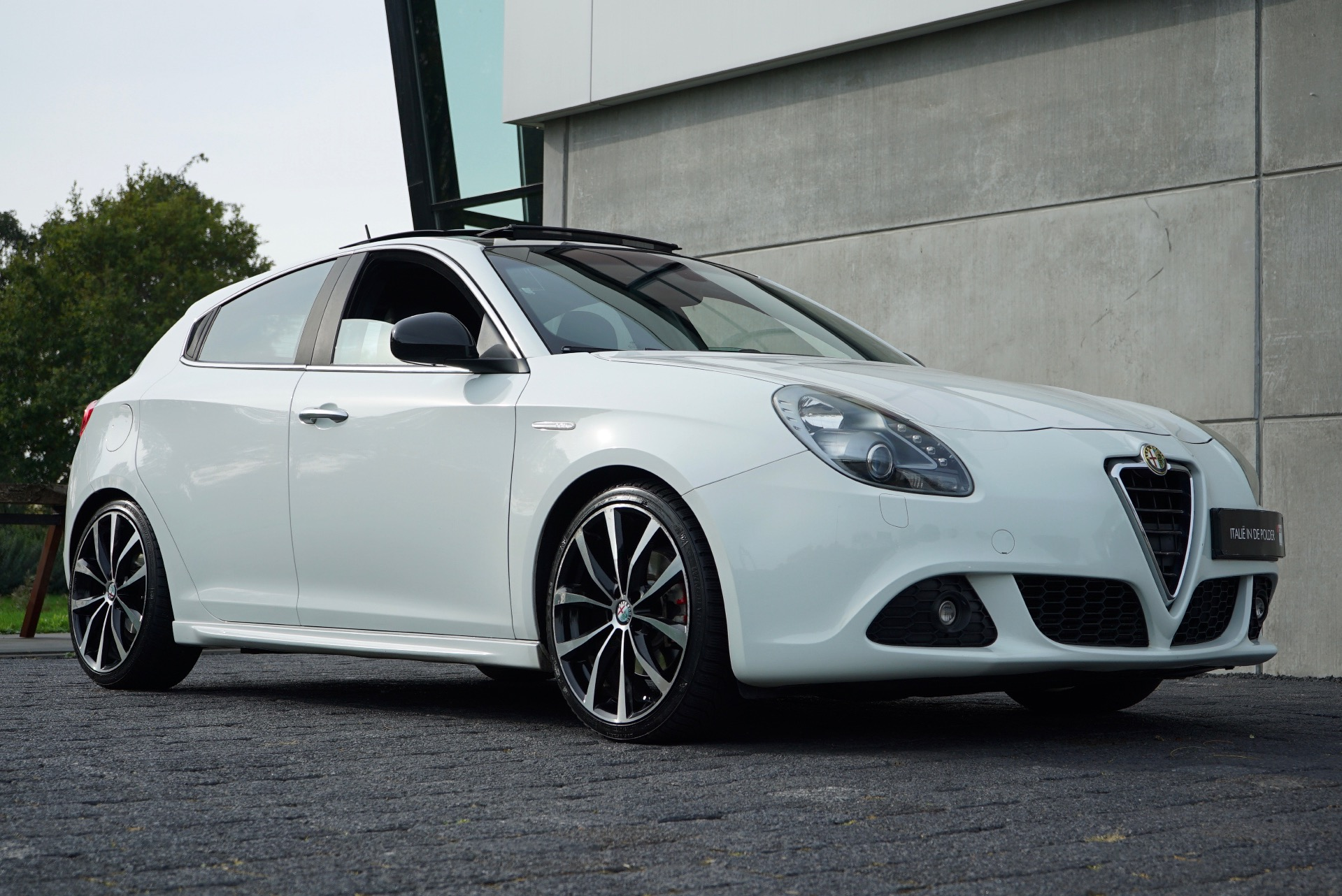 ALFA ROMEO GIULIETTA 1.4 TURBO M-AIR DISTINCTIVE