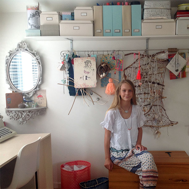 Meet The Maker : Bianca's Bluebird Shop
