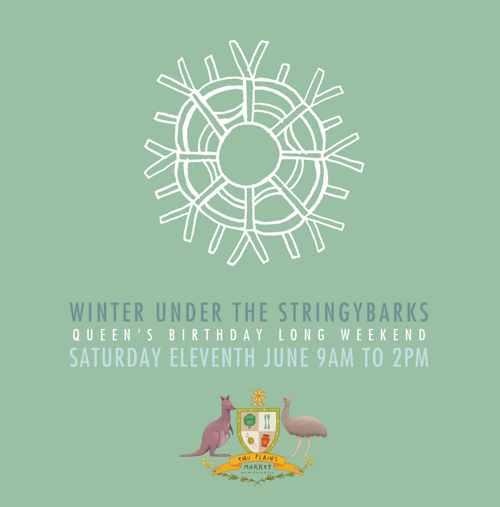 Winter Under The Stringybarks