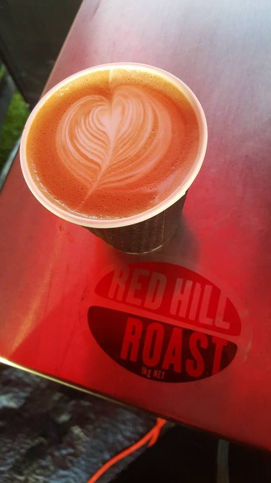 Meet The Maker : Red Hill Roast