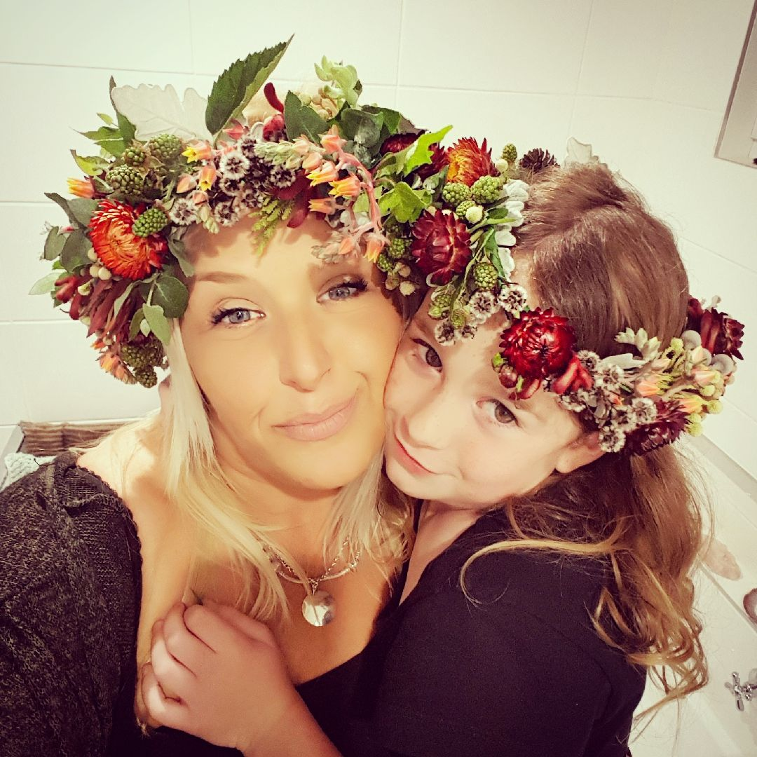 workshop: Peninsula Wild Flower Crown