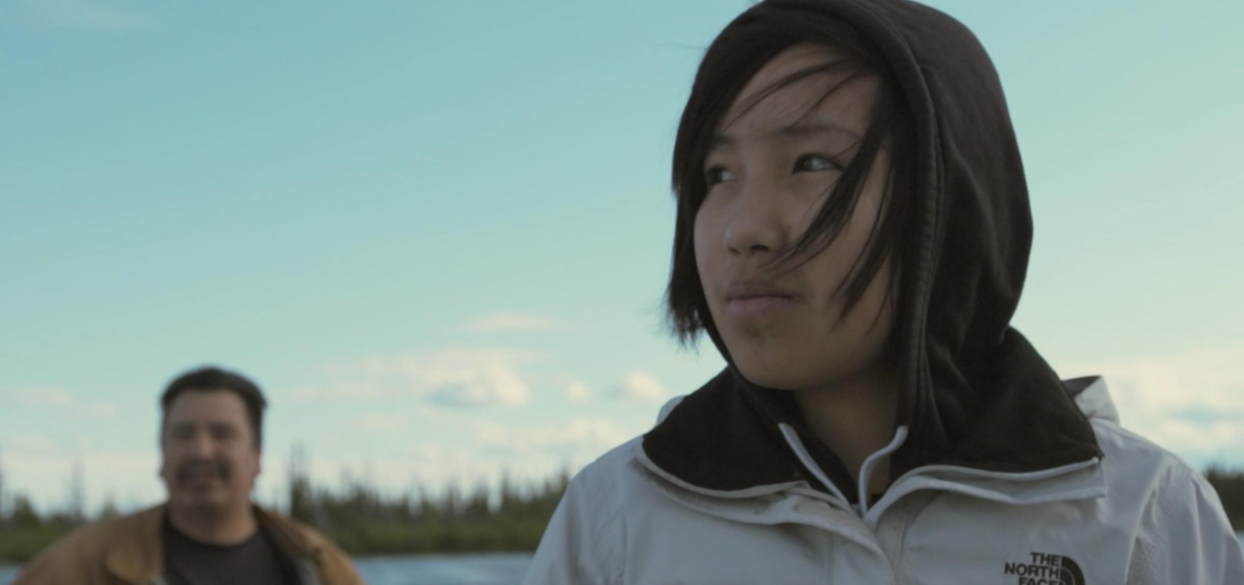 Still from short film, Hard Learning.