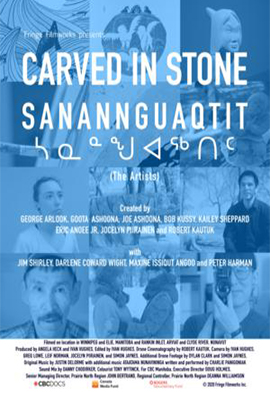 Carved in Stone: Sanannguaqtit
