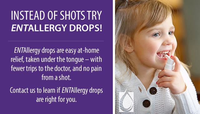 ENTAllergy Drops and Treatment