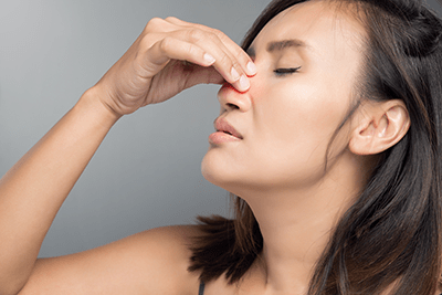 Nasal Polyps complicate you life and damage your health - don't let them!