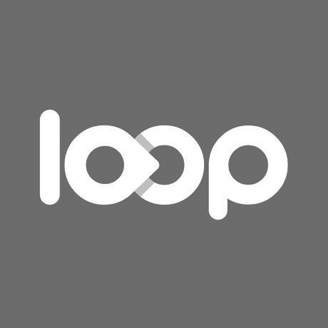 Ashton Asherian Loop logo