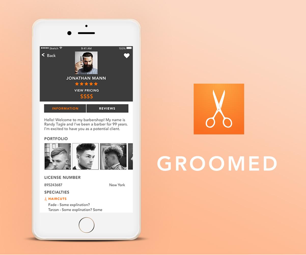 Groomed