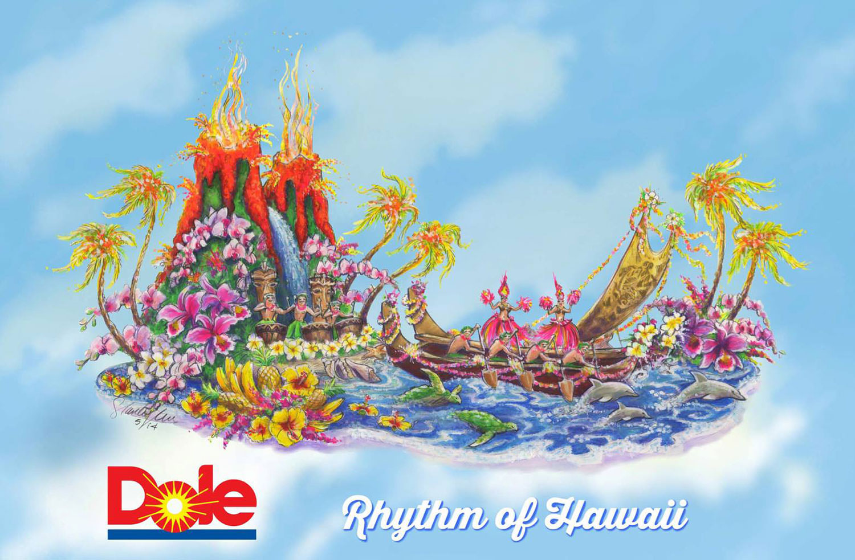 """""""Rythm of Hawaii"""""""