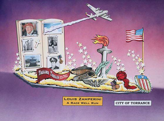 """Louis Zamperini–A Race Well Run"""