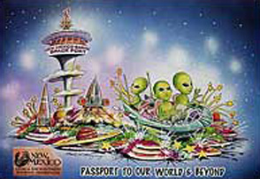 """""""Passport to Our World & Beyond"""""""