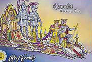 """Camelot – A Knight's Tale"""