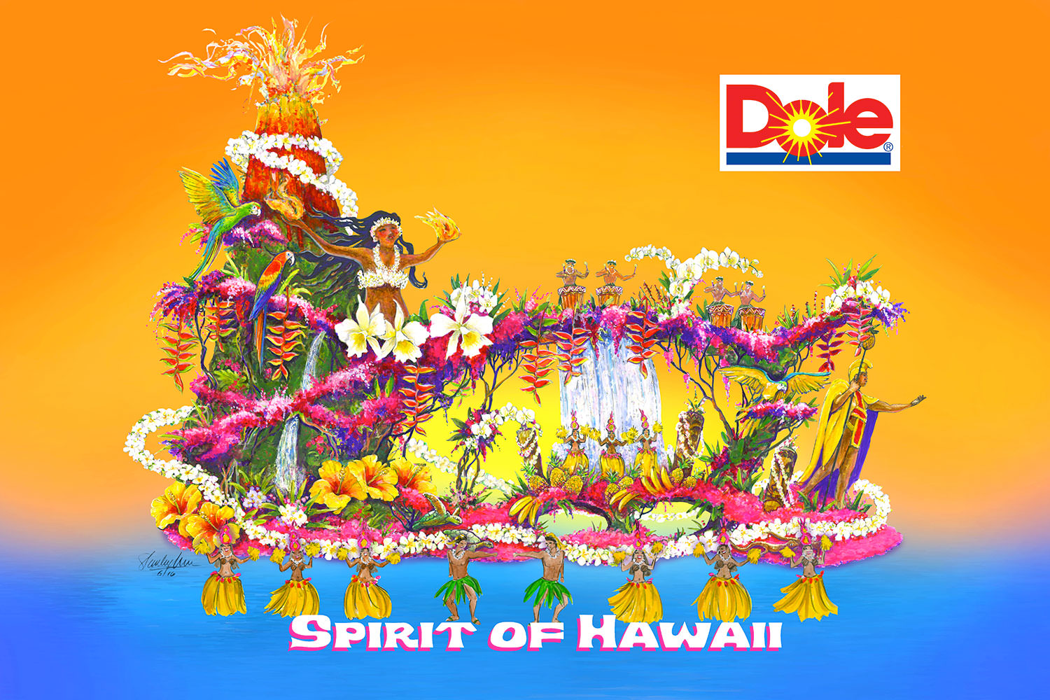 """Spirit of Hawaii"""