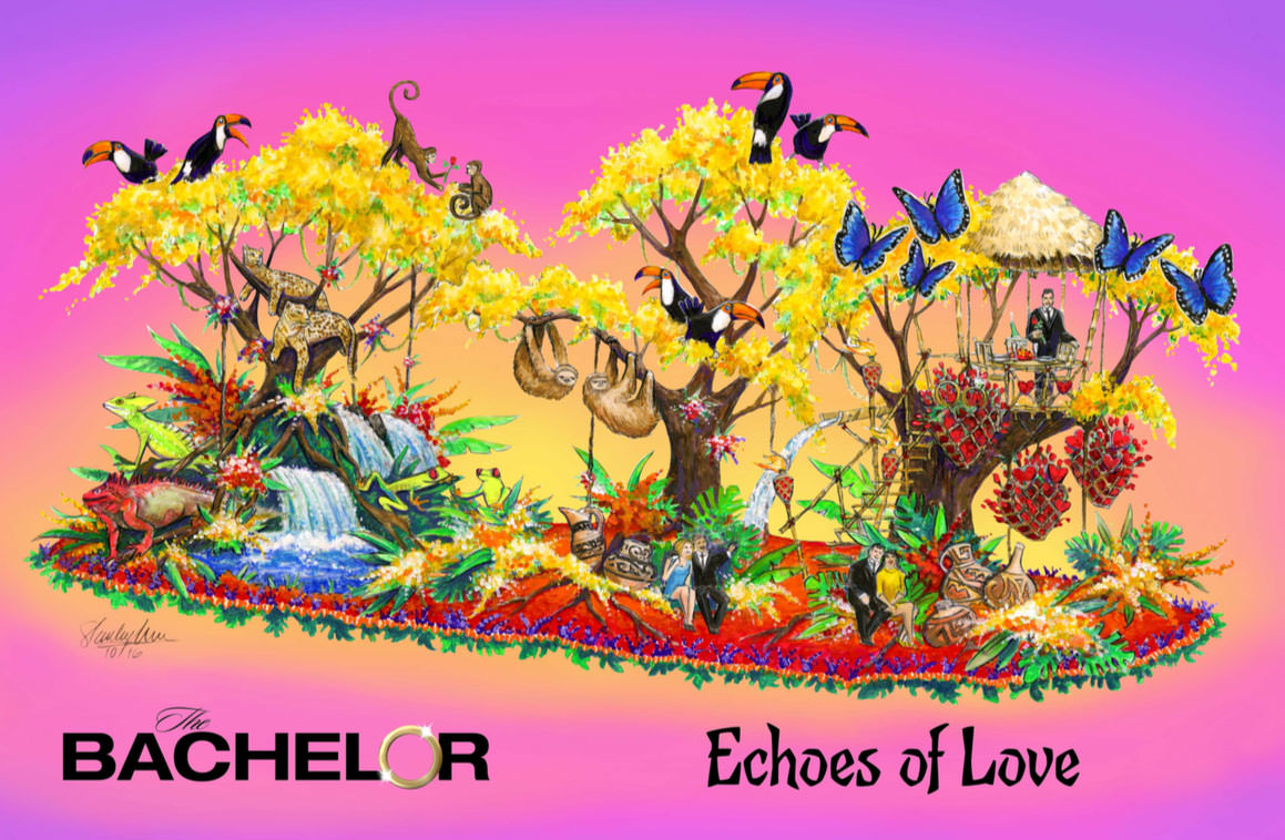 """""""Echoes of Love"""""""