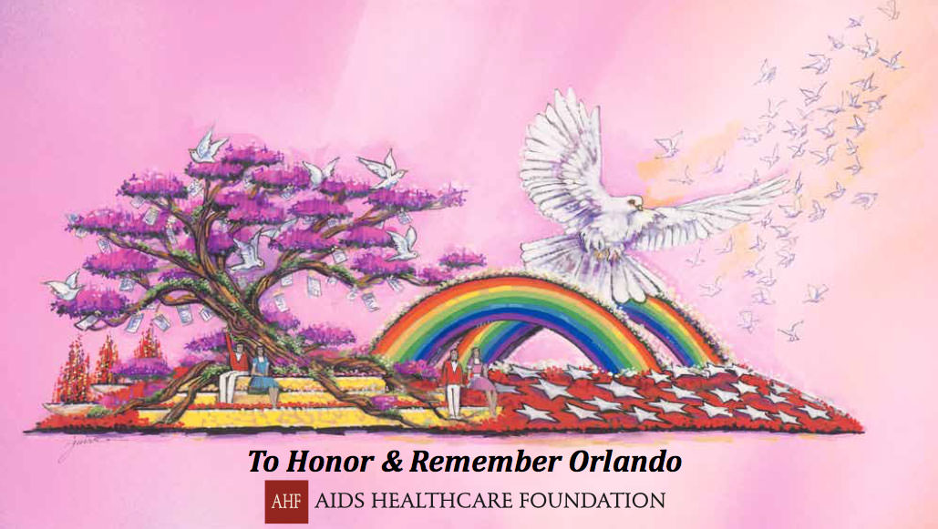 """To Honor and Remember Orlando"""