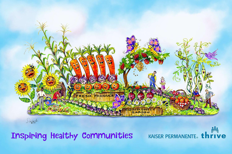 """""""Inspiring Healthy Communities"""""""