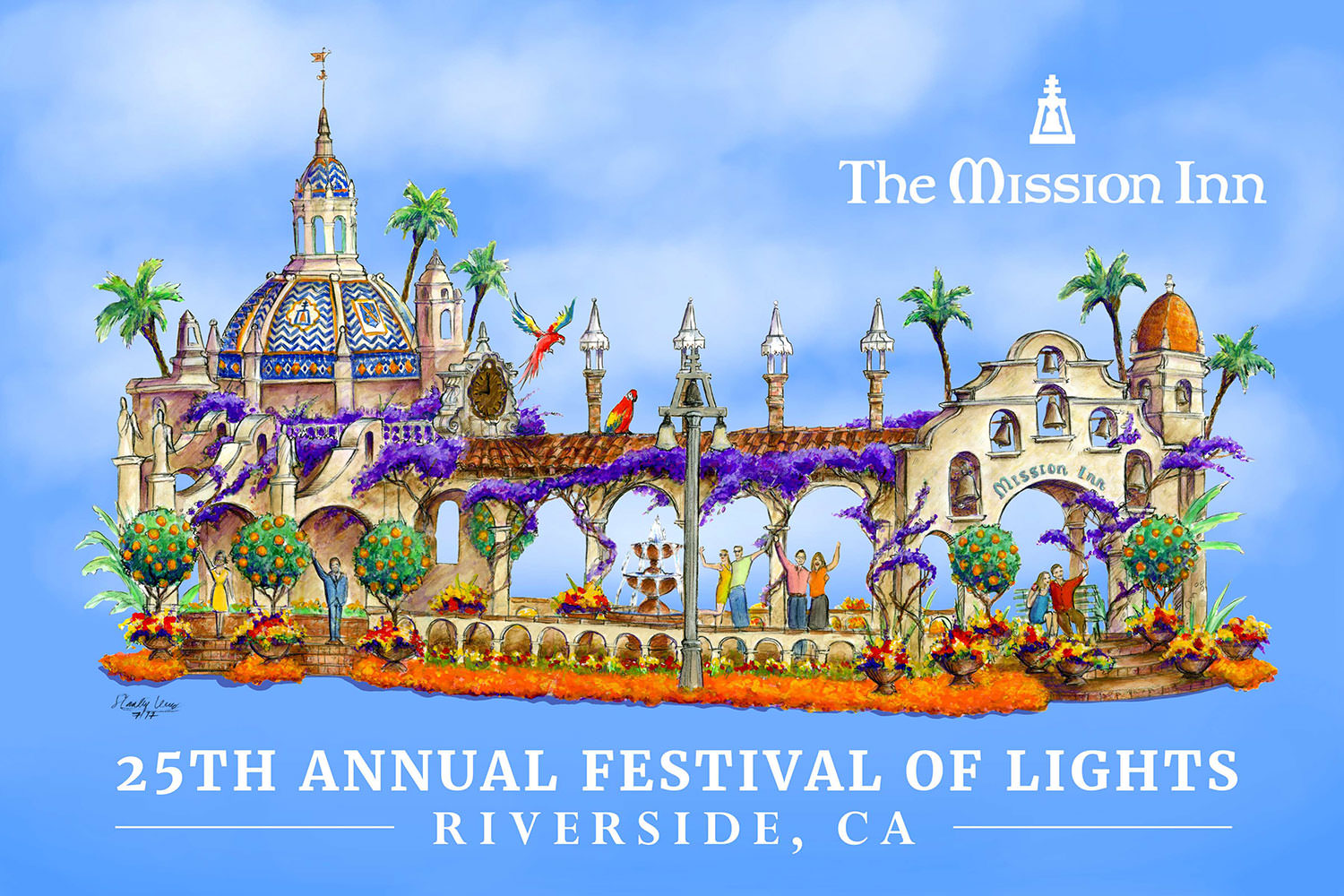 """25th Annual Festival of Lights"""