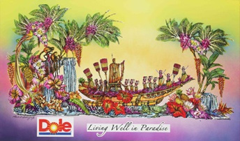 """Living Well in Paradise"""