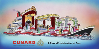 """A Grand Celebration at Sea"""