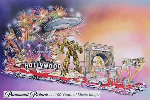 """100 Years of Movie Magic"""