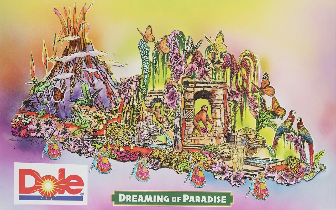 """Dreaming of Paradise"""