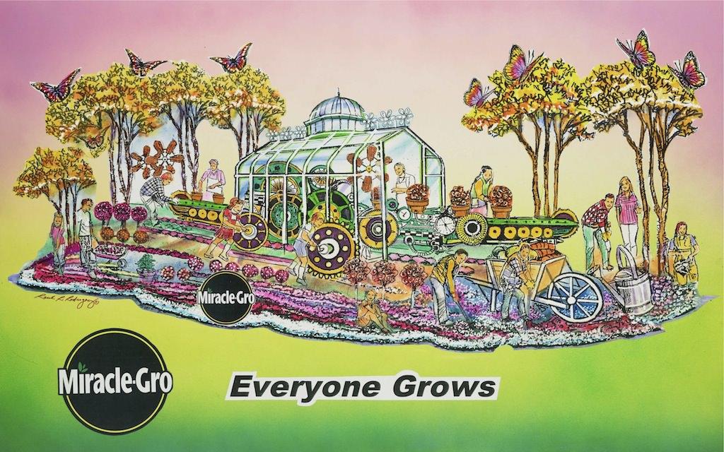 """Everyone Grows"""