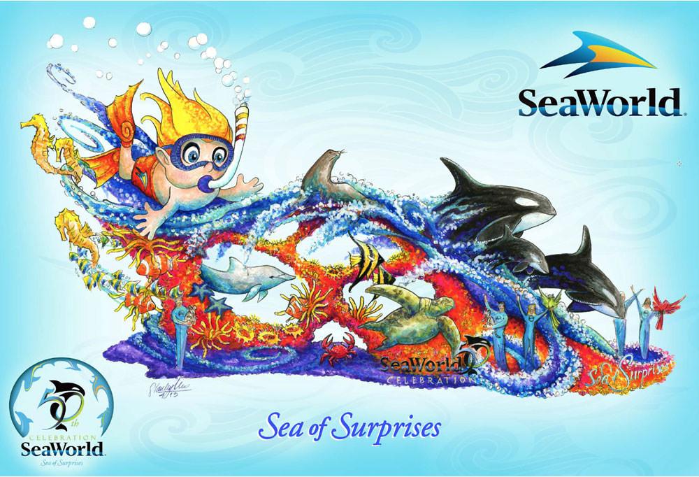 """""""Sea of Surprises"""""""