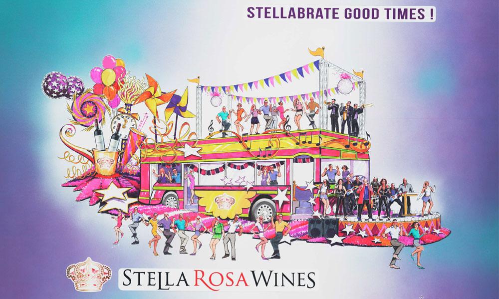 """Stellabrate Good Times!"""