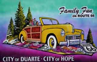"""""""Family Fun on Route 66″"""