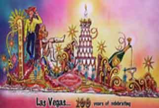 """""""Las Vegas… 100 Years of Celebrating"""""""